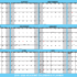 2019 2020 SG Academic Planning Calendar Horizontal 24x36